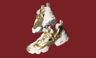 """This """"Chinese New Year"""" Reebok Instapump Fury Is Just the Right Amount of Flashy"""