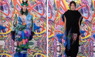 "John Galliano Debuts Genderless Maison Margiela ""Artisanal"" SS19 Collection"