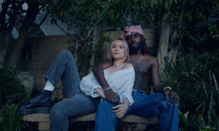 "Lolo Zouaï & Blood Orange's ""Jade"" Is a Dream Collaboration Come True"