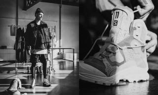 11BYBBS Debuts GORE-TEX Salomon Sneaker Collab