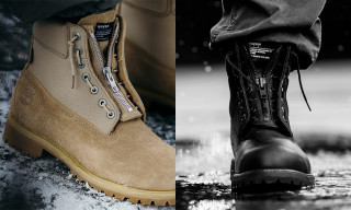 HAVEN & Timberland Debut Military-Inspired GORE-TEX Boots