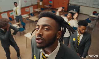 "Aminé Proves to Be a Qualified Presidential Candidate in ""BLACKJACK"""