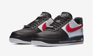 Nike Supercharges the Air Force 1 With Racing Decals
