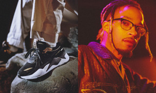 Rapper Krisy & PUMA's RS-X Trophies Explore the Spirit of Endless Reinvention