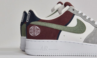 Here's Your First Look at Sneakersnstuff's Friends & Family Nike Air Force 1