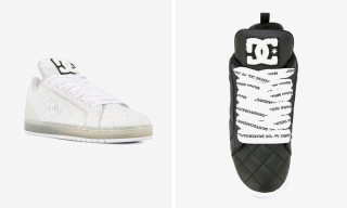 Where to Cop Maison Mihara Yasuhiro & DC Shoes' Extra-Bulky Collab