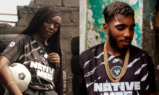 This Nike x The NATIVE Football Shirt Is the Latest Banger From Nigeria