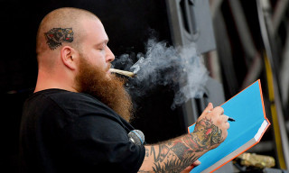 Action Bronson Announces New Book 'Stoned Beyond Belief'