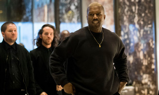 Kanye West Is Being Sued for Allegedly Refusing to Pay YEEZY Fabric Bills
