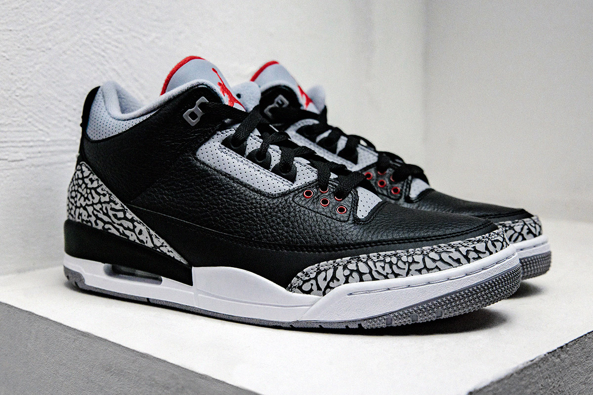 0cd7a218e2292d The Complete History of the Nike Air Jordan 3 – Celebrity Best News