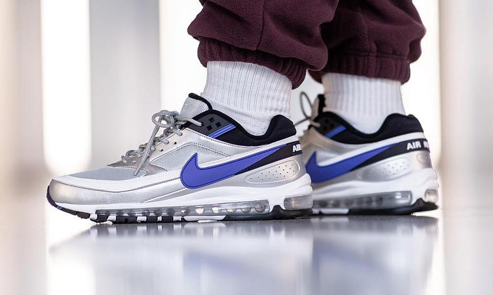 546c8c767b3 Nike s Metallic Air Max 97 BW   More Featured in This Week s Best Instagram  Sneaker Photos