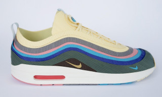 Sean Wotherspoon's Nike Air Max 1/97 Receives Mind-Blowing Full Paper Makeover