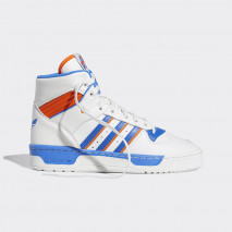 c5d443d48c6 Eric Emanuel Celebrates New York With Knicks-Repping adidas Rivalry Hi