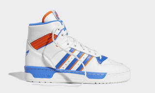 Eric Emanuel Celebrates New York With Knicks-Repping adidas Rivalry Hi