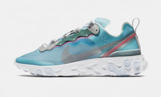 "Nike's React Element 87 Returns in ""Royal Tint"" Colorway"