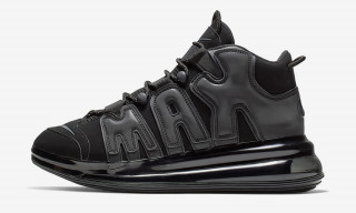 Nike Air More Uptempo 720 QS Takes Innovation to the Max