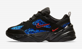 "This Nike M2K Tekno ""Blue Leopard"" Colorway Is the Wildest One Yet"
