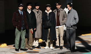 Tokyo's January Street Style Is Top-Heavy With Fire Winter Jackets