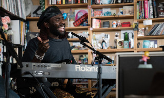 Watch Blood Orange's Transcendent NPR Tiny Desk Concert