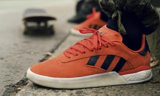 adidas Skateboarding Unveils Sharp Tyshawn Jones-Designed 3ST.004