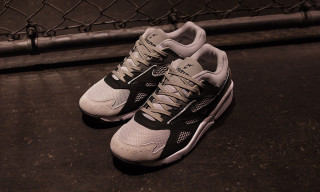 mita sneakers & WHIZ LIMITED Give Mizuno's Uber-Dad Sky Medal a Grayscale Makeover