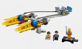 LEGO Debuts Must-Have 'Star Wars' 20th Anniversary Sets