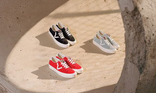 Vans' Classy Anaheim Factory Collection Is Available Now