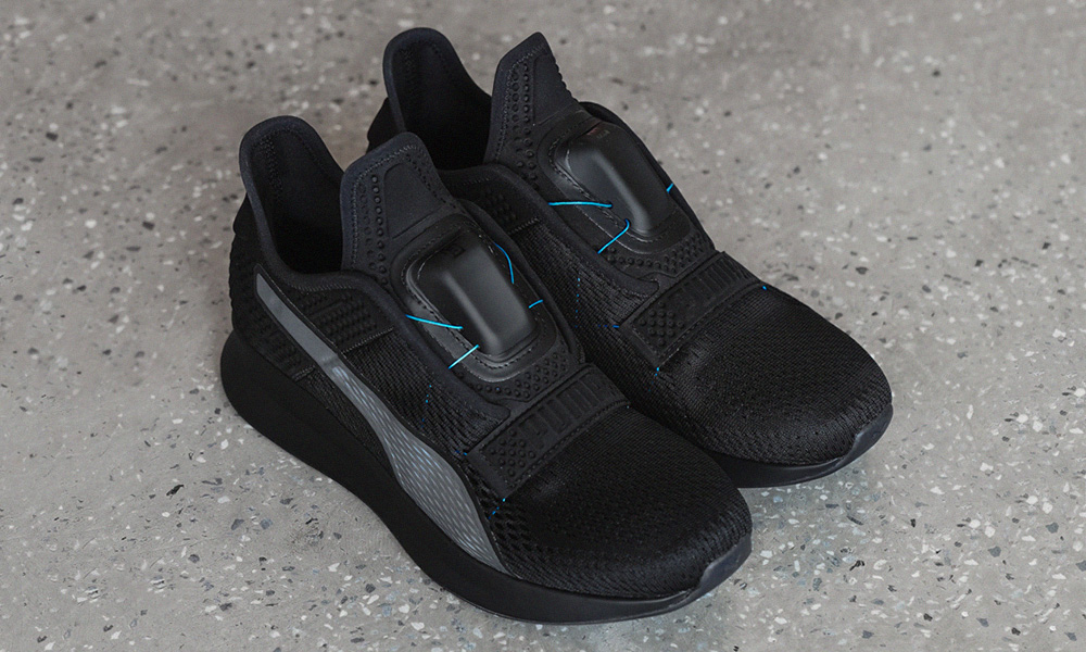 7967f126634 PUMA Unveiled an Auto-Lacing Sneaker   It s Actually Wearable