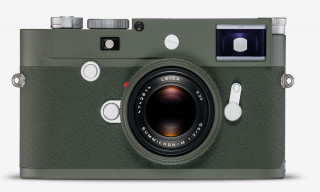 "Leica Unveils Special Edition M10-P ""Safari"" Camera"
