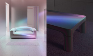 Six N. Five's Holographic Furniture Collection Is Trippy AF