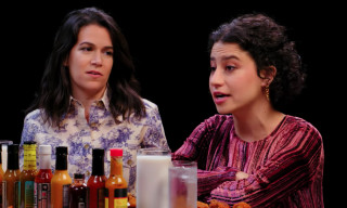 'Broad City' Stars Abbi Jacobson & Ilana Glazer Answer Burning BFF Questions on 'Hot Ones'