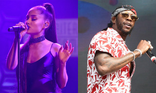 "Ariana Grande Taps 2 Chainz for ""7 rings"" Remix"