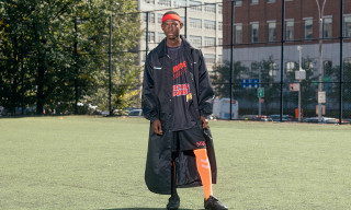 hummel & Willy Chavarria Come Through With Dope Soccer-Inspired Collection