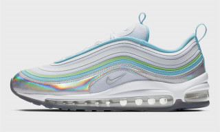 The Nike Air Max 97 Gets New Iridescent Colorway for Spring