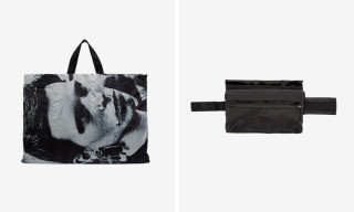 Raf Simons Taps Eastpak for Punk-Infused SS19 Bags Collection