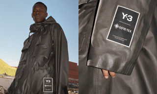 Y-3's New SS19 Collection Features the World's Lightest GORE-TEX