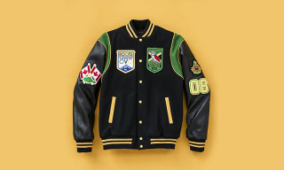 Roots & OVO Re-Releasing Their Jamaican Bobsled Team Varsity Jacket