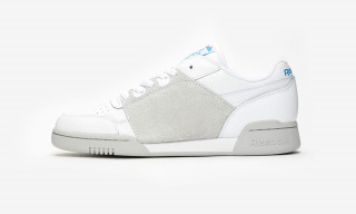 The Super-Clean NEPENTHES x Reebok Workout Plus Drops Today