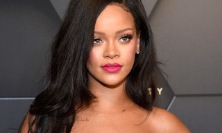 "Rihanna Says She's ""Beefin'"" With the Super Bowl"