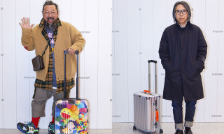 RIMOWA Celebrates the Opening of Its Japan Flagship With Takashi Murakami, Hiroshi Fujiwara & More