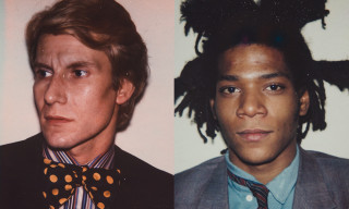 See Andy Warhol's Intimate Polaroids of Jean-Michel Basquiat & More