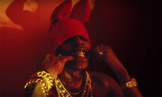 "A$AP Rocky Takes You on an Acid Trip in Psychedelic ""Kids Turned Out Fine"" Video"