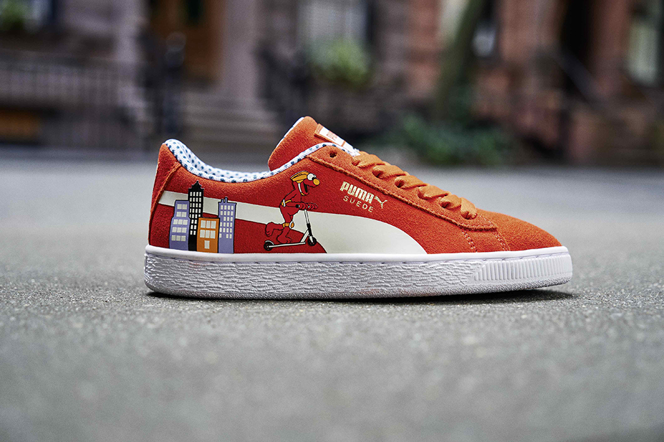 online store 4f0aa 6b726 PUMA Celebrates 'Sesame Street's 50th Anniversary With ...