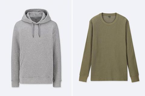 Cop Year-Round Essentials From Uniqlo's 365 Shop