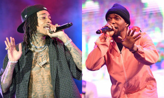Wiz Khalifa & Curren$y Finally Drop Long-Awaited '2009' Mixtape
