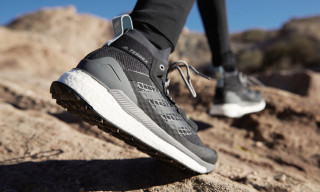 adidas Debuts Its First Ever Hiking Boot With Boost Tech