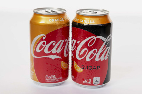 Orange Vanilla Coke Is the First New Flavor In Over 10 Years