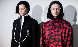 Palm Angels Channels Goth Ravers for Fall/Winter 2019