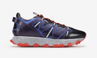 Lanvin's Sporty New Lightening Sneaker Arrives in SS19 Colorways