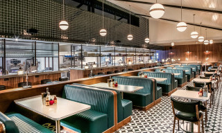 Mollie's Motel & Diner Brings '50s Americana to UK Roadsides